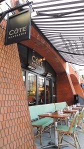 Cote Brasserie Frontage