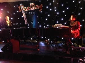 Duelling Pianos Preview Night at Hotel La Tour Birmingham
