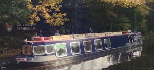 Away 2 Dine - Narrow Boat Dining in Birmingham