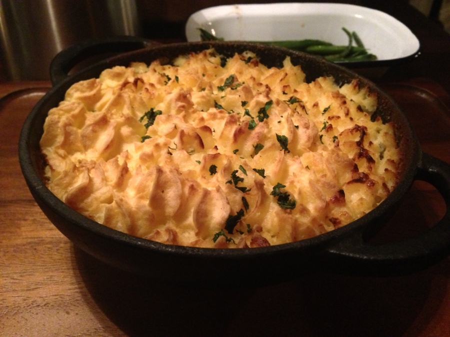Fish Pie at The Lost & Found