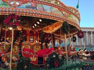 Carousel Birmingham Frankfurt Market