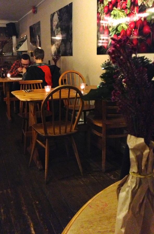 Warehouse Cafe Interior Digbeth Birmingham