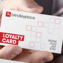 Brindley Place Loyalty Card