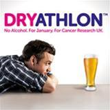 Cancer Research Dryathlon 2012 Logo