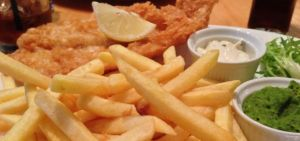 Fish and Chips Bar Epernay