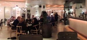 Bar Restaurant Fleet Street Kitchen Birmingham