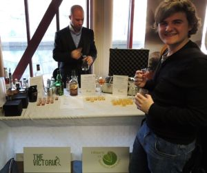 Bitters'n'Twisted at Whisky Birmingham 2013
