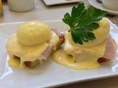 Cafe Opus Eggs Benedict