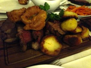 roast sharer board