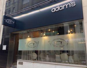 Adam's Restaurant Birmingham
