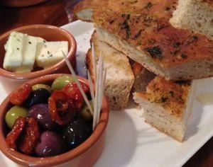 The Pickled Piglet Birmingham Focaccia