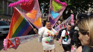 AB Plus Birmingham Pride 2013