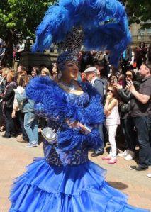 Dressed Down Birmingham Pride 2013