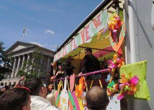 Eden Float Birmingham Pride 2013