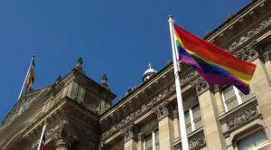 Flag Birmingham Pride 2013