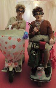 Grannies Birmingham Pride 2013