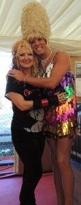 Kelly Wilde Birmingham Pride 2013