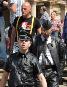 Leathermen Birmingham Pride 2013