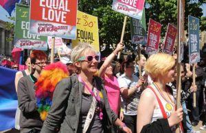 March Birmingham Pride 2013