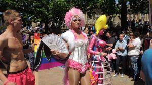 Parade Drag Birmingham Pride 2013