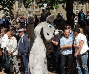 Rhino Birmingham Pride 2013