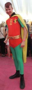 Robin Birmingham Pride 2013