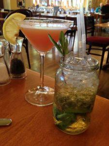 Out In Brum Cocktails at Le Truc Le Drunch