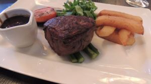 Out In Brum Farenheit Restauraint Genting Casino -Steak