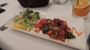 Out In Brum - Isaacs Indian - Paneer Starter