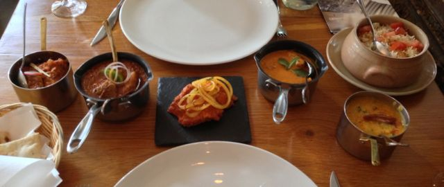 Out In Brum - Lasan Restaurant - Mains
