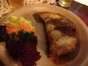 Out In Brum - The Karczma - Beef on Potato Rosti