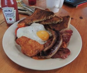 Out In Brum - Cherry Reds - Fry Up