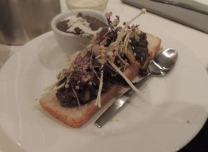 Out In Brum at 1847 - Mushroom Pate