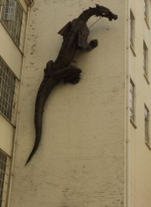 Out In Brum - The Custard Factory - Dragon