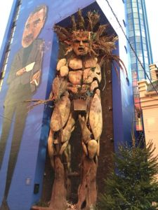 Out In Brum - The Custard Factory - Tree Man