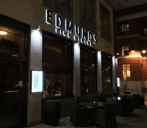 Out In Brum - Edmunds - Exterior