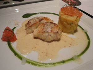 Out In Brum - Edmunds - Monk Fish