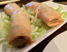Out In Brum - Chung Ying Central - Spring Rolls