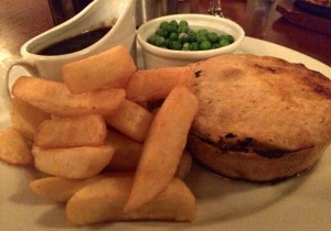 Out In Brum - Edmunds Lounge - Balti Pie