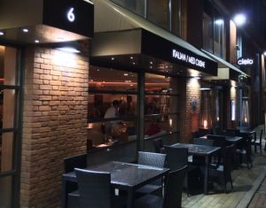 Out In Brum - Cielo - Exterior