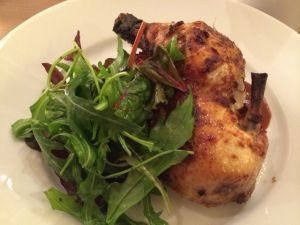 Out In Brum - Pure Bar and Kitchen - BBQ Chicken