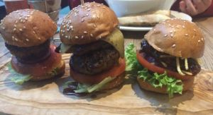 Out In Brum at Bun and Bowl - Sliders