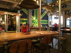 Out In Brum at Turtle Bay - Interior 1
