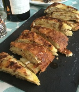 Out In Brum - The Deli In Boldmere - Spanish Omelette