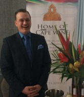 Out In Brum - Wine Fest 2014 - Home of Cape Wine - Daniel