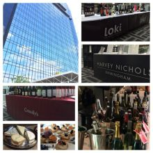 Out In Brum - Wine Fest 2014 - Montage