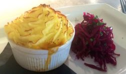 Out In Brum - The Bluebell - Cottage Pie