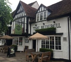 Out In Brum - The Bluebell - Exterior