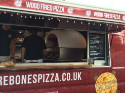 Out In Brum - Bare Bones Pizza - Frontage