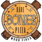 Out In Brum - Bare Bones Pizza - Logo